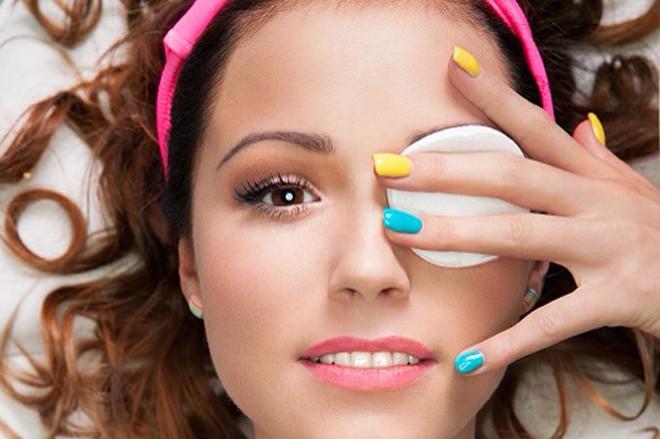 9 cách đơn giản để loại bỏ quầng thâm, bọng mắt2